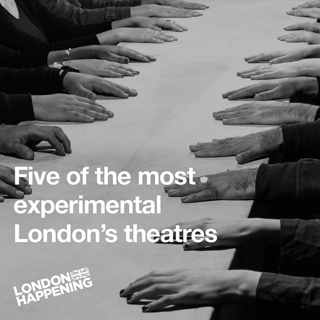 London theatreland contains about forty different venues, but just as the music charts have never been a great indicator of the best songs out there, these large venues are not necessarily where the most interesting theatre is to be found. More experimental and challenging work is out there; you just need to know where to look… LINK IN BIO - @darkfield_org - @variant31 - @Out_of_Joint - @thevaultsuk - #thecollabfactory: