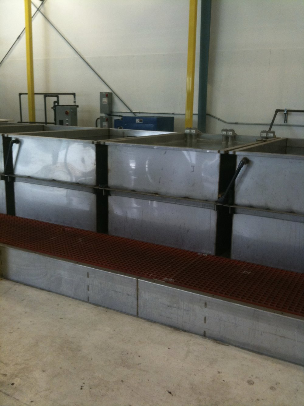 Electrocoating Facility