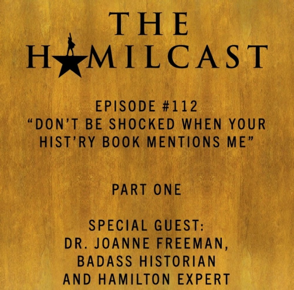 The HamilCast - April 2, 2018