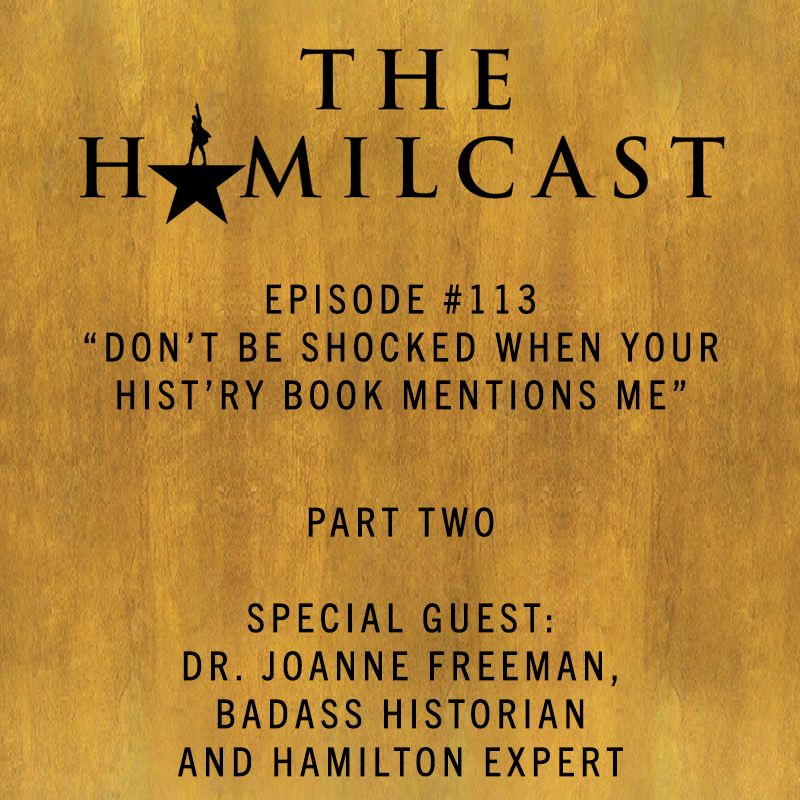 The HamilCast - April 9, 2018