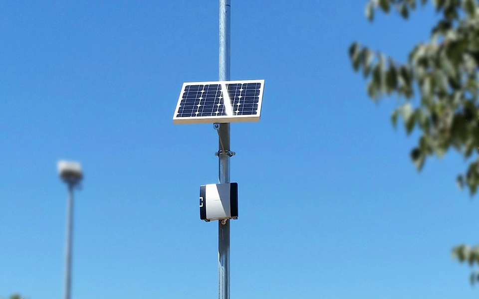 Solar powered solutions