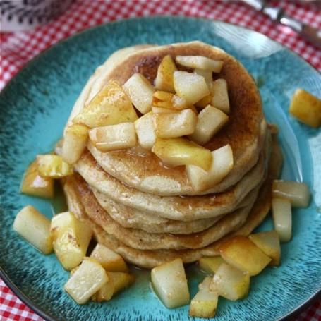 pear pancakes for diabetic patients