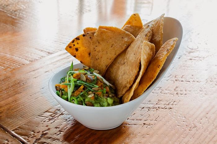 low-fat tortilla chips