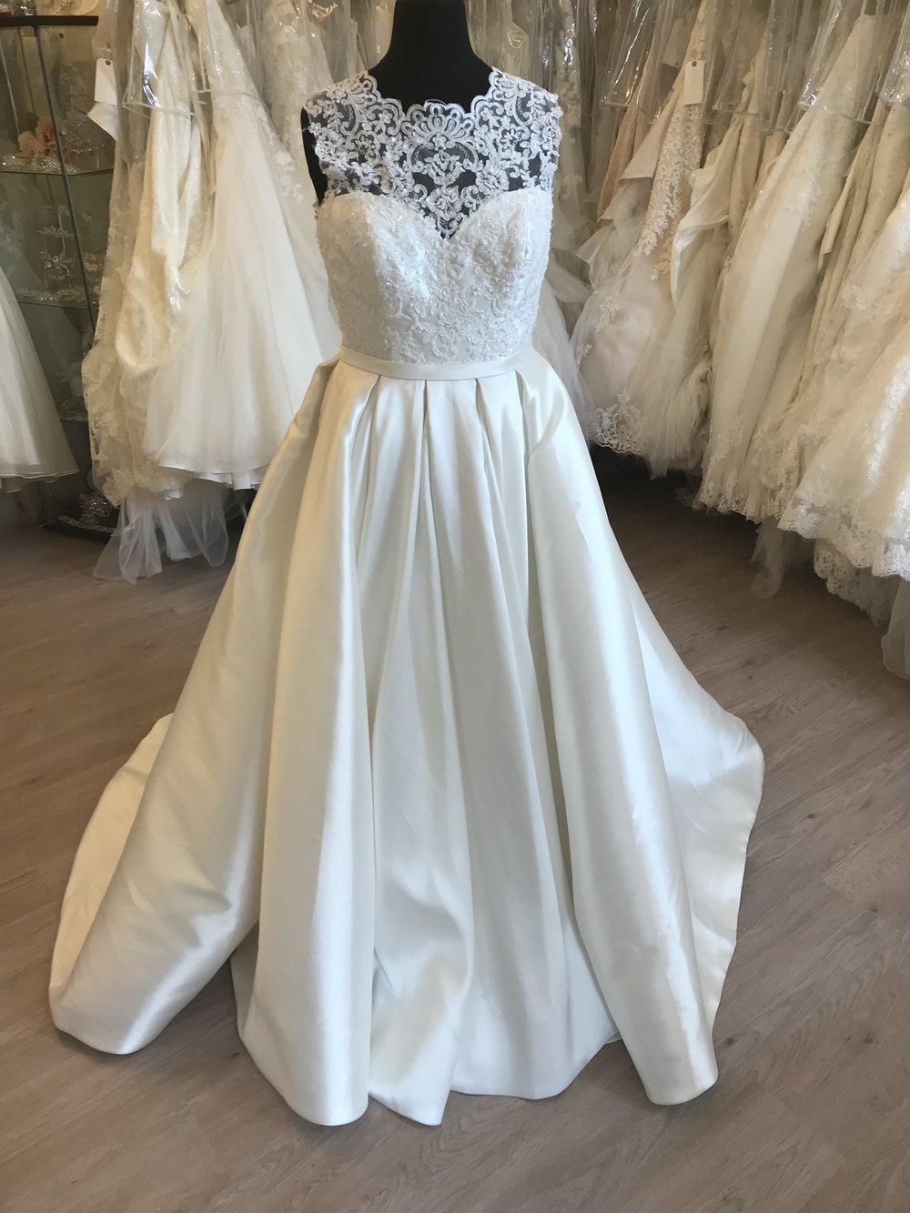 Phoenix Gowns 15092 NEW SAMPLE size 16 — Bliss Studio