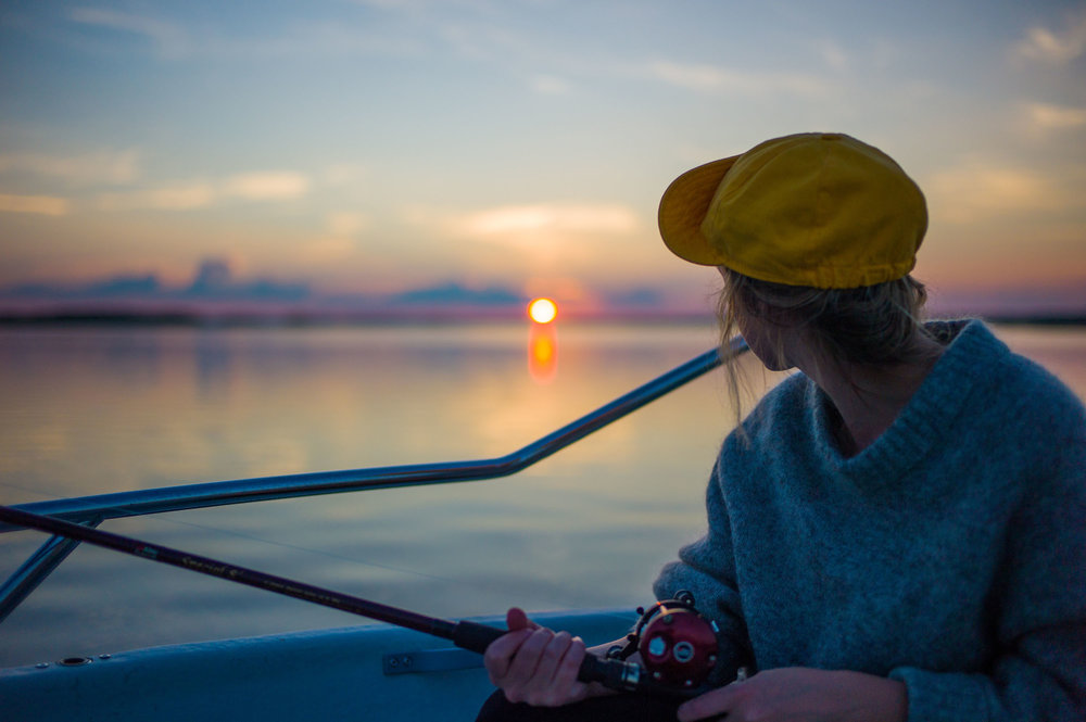 Do you have experiences of life in a fishing family?  - Share them with us →