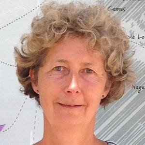 Jo Little  - Professor in Gender and Geography at the University of Exeter.Women in Fisheries project MentorJo's university profile