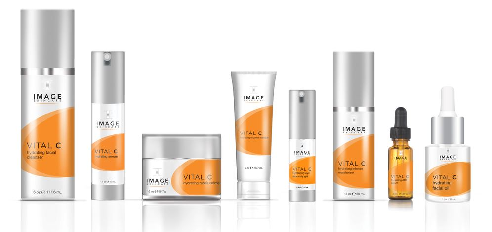 The Vital C Collection - Our original and best-selling collection. Formulated for dry, sensitive and redness-prone skin.