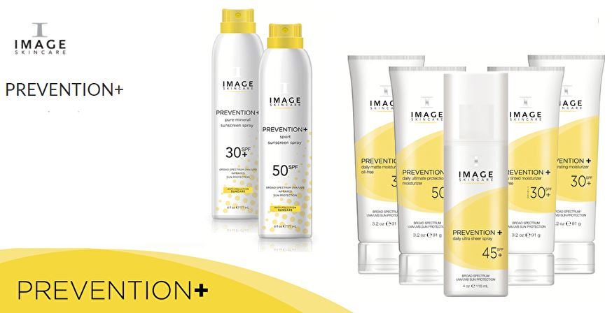 The Prevention+ Collection - Broad-spectrum of UVA/UVB sun protection to hydrate and protect skin.