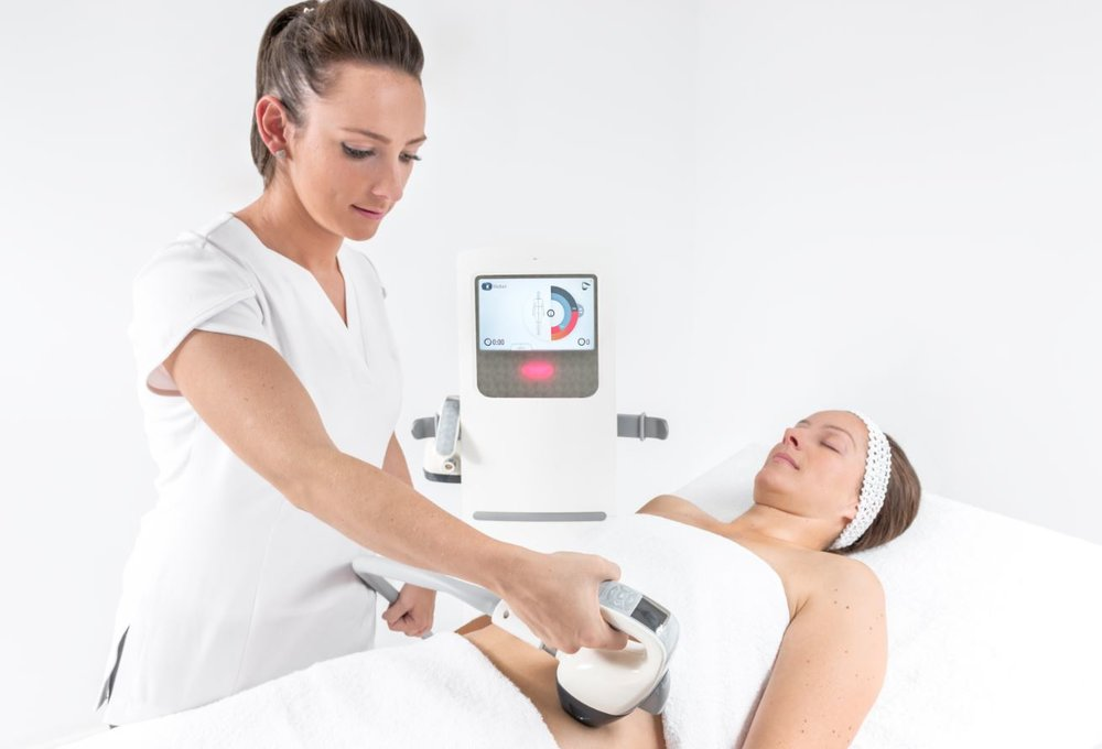 Body Contouring - The VelaShape treatment can be used for Circumferential Reduction of your targeted area, as well as helping to reduce the appearance of skin laxity.