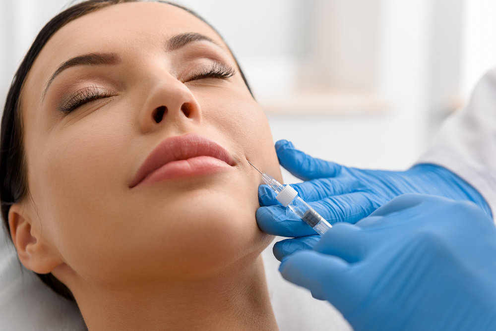 Dermal Fillers - Dermal Fillers help to diminish the appearance of lines and can soften the harsh creases from the nose to the mouth (naso-labial lines) and correct marionette lines at the corners of the mouth.