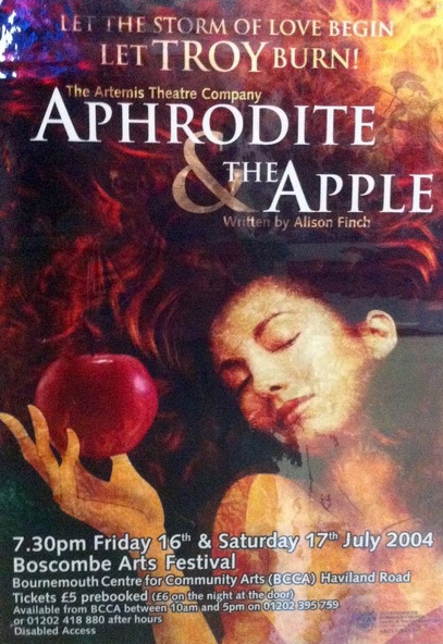 Aphrodite & the Apple.jpeg