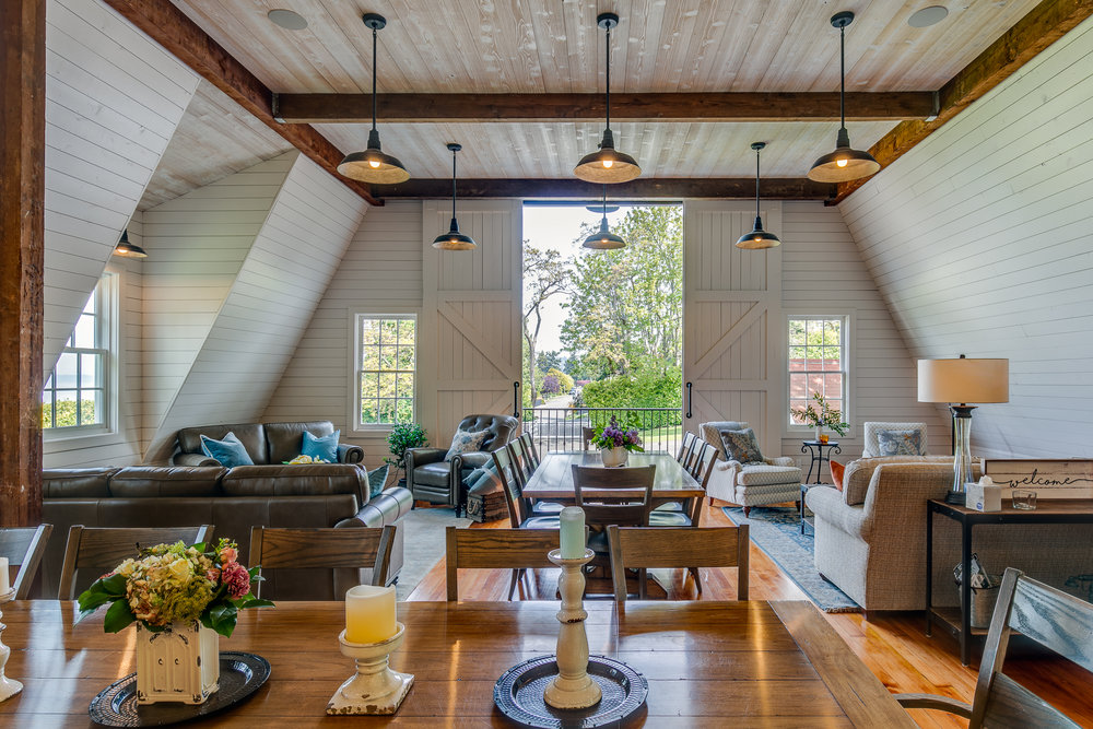 RESIDENTIAL - The Barn, South Sound