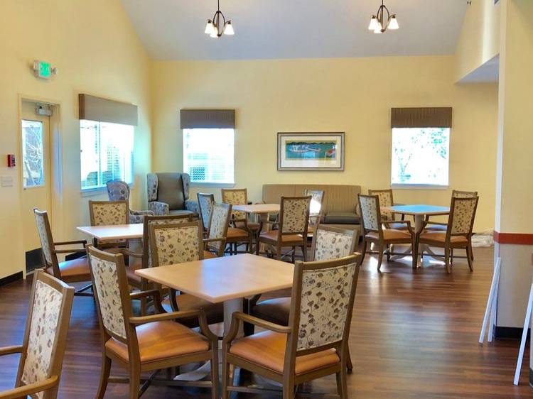 SENIOR LIVING - The Cottages of Lacey