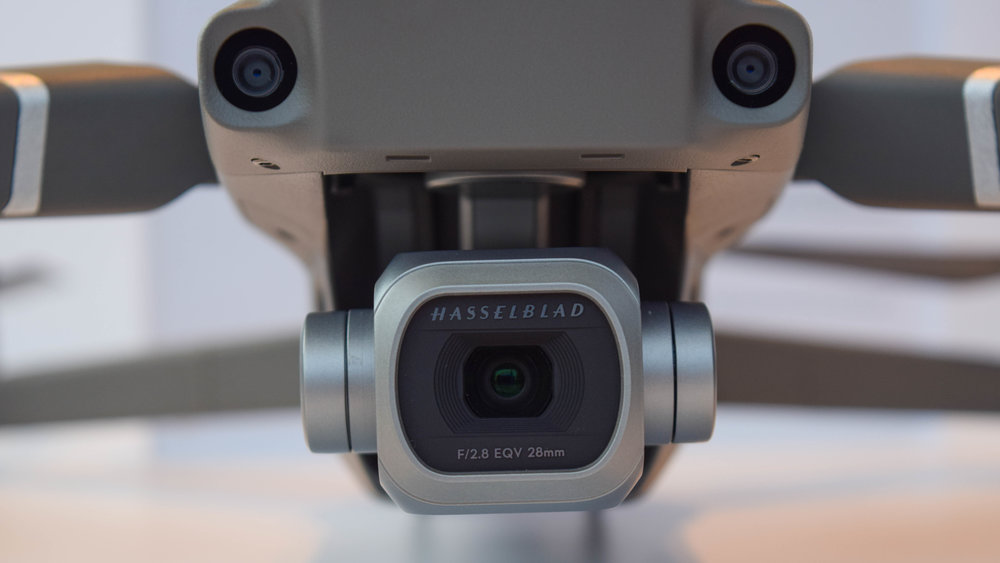 Camera Specs - Hasselblad L1D-20C camera 20MP 1-inch CMOS sensor10-bit Dlog-M; HDR Video,D-HDR; HyperLapsef/2.8 – f/11 adjustable aperture