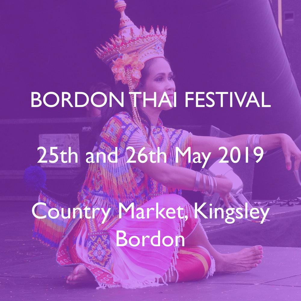 Bordon Thai Festival 2019