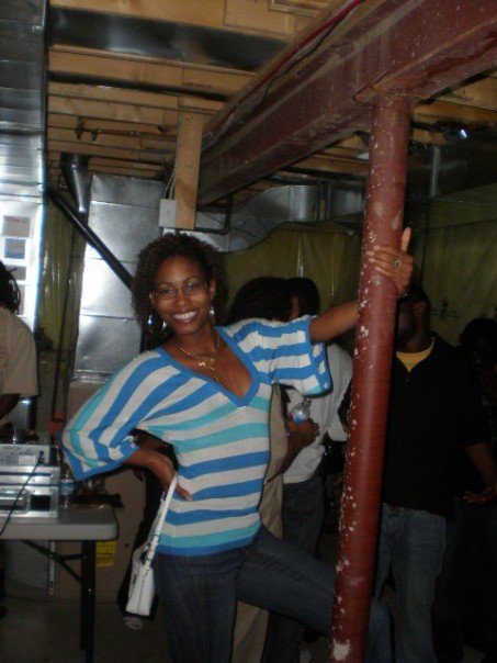 My 20s: When I'd dance on poles in basement jams.