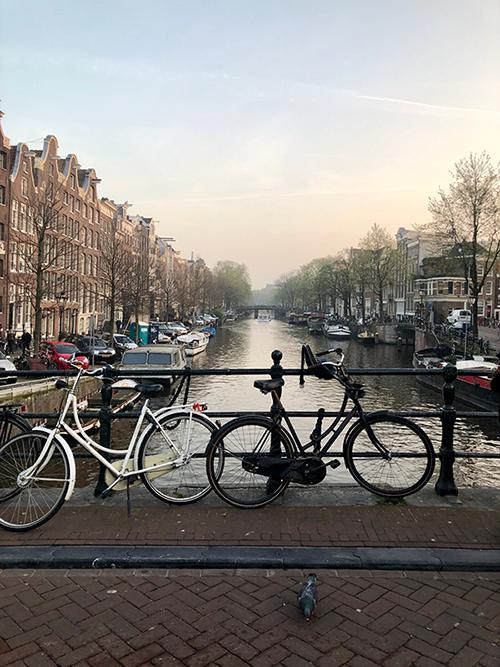 DESTINATION: AMSTERDAM