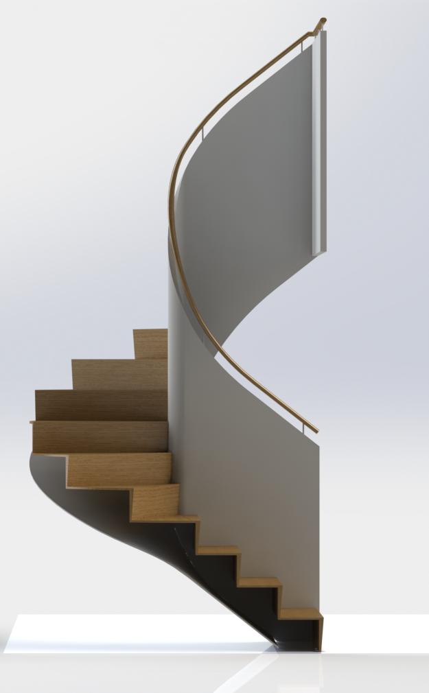 cad-spiral-stair-open