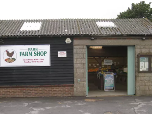 Park Farm Shop Falmer