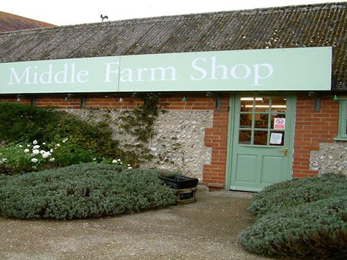 Middle Farm Shop Lewes
