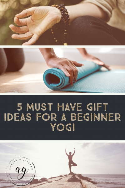 5 must have gifts for the beginner yogi