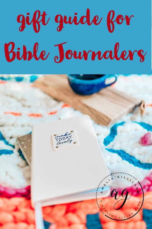 gift guide Bible journaling