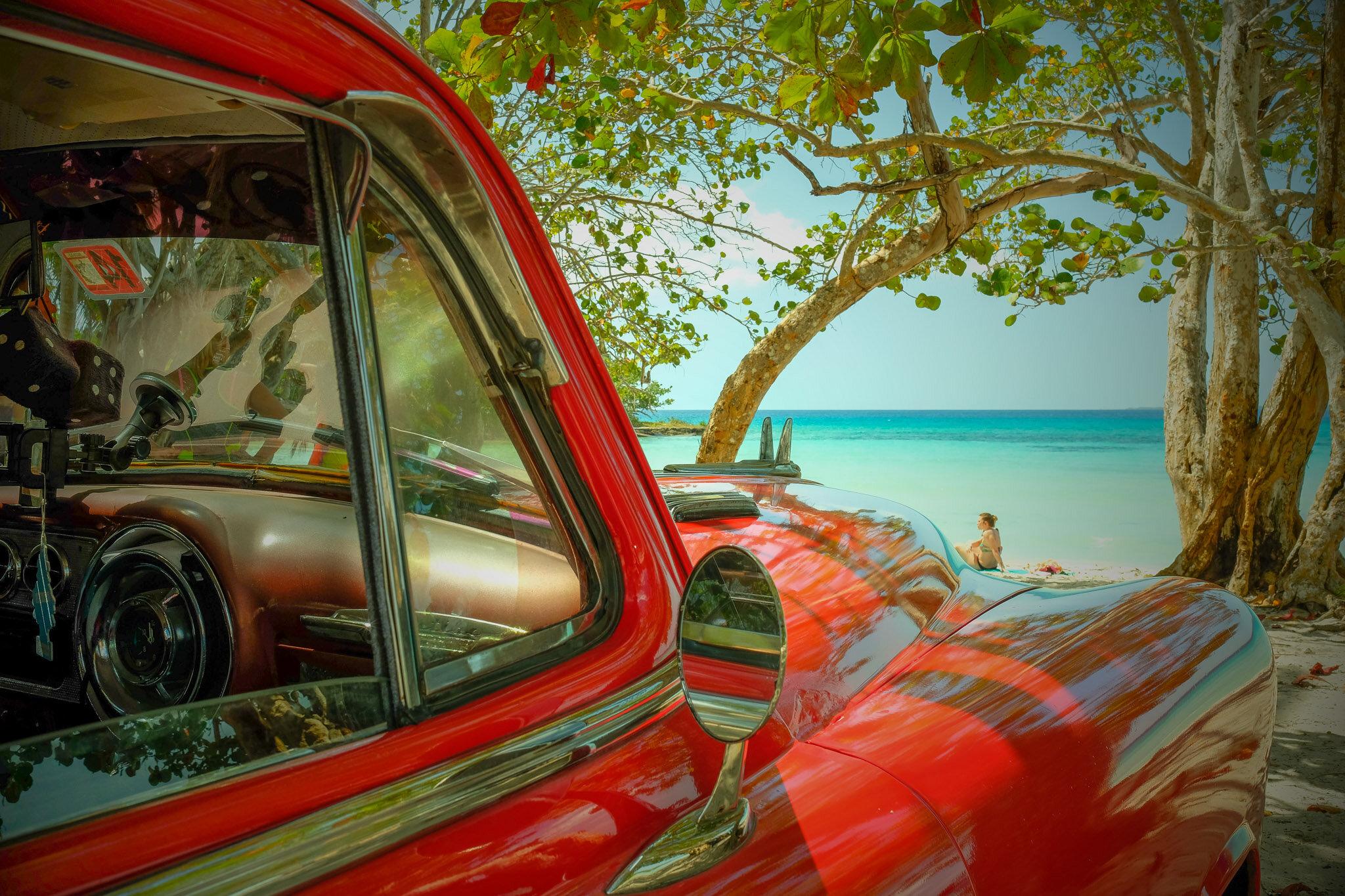 secret beach — inside cuba bespoke travel planning