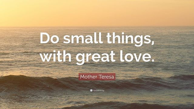 What will you do today, big or small, to show love? Put your heart into the things you do! 💛 • • • • • • • • • • • • • • • • • • • • • • • • • • • • • • • • • •  #godo #smallthings #anything #withgreatlove #loveothers #inspiredreams #lendahand #ahandup #putyourheartinto #thethingsyoudo #makeanimpact #butalso #beready #tobeimpacted #changestartssmall #takeonesmallstep #stepforward #supportyouth #supportchildren #supportfamilies #supportyoungadults #loveinaction #loveinwords #impactlivingservices #starttoday #takeonestep #towardschange #bylovinggreat #encourage #itsthelittlethings