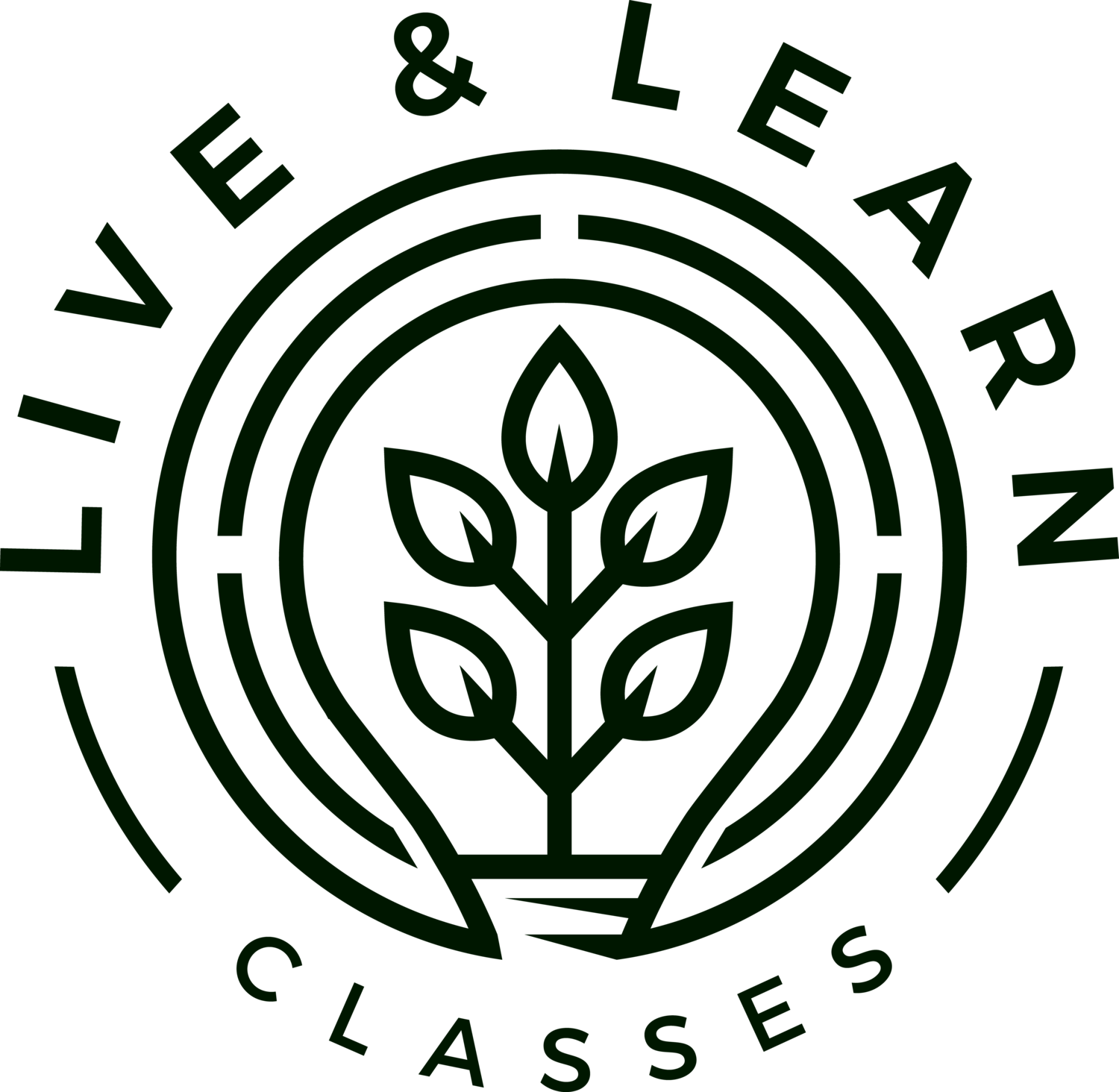 Live & Learn Classes