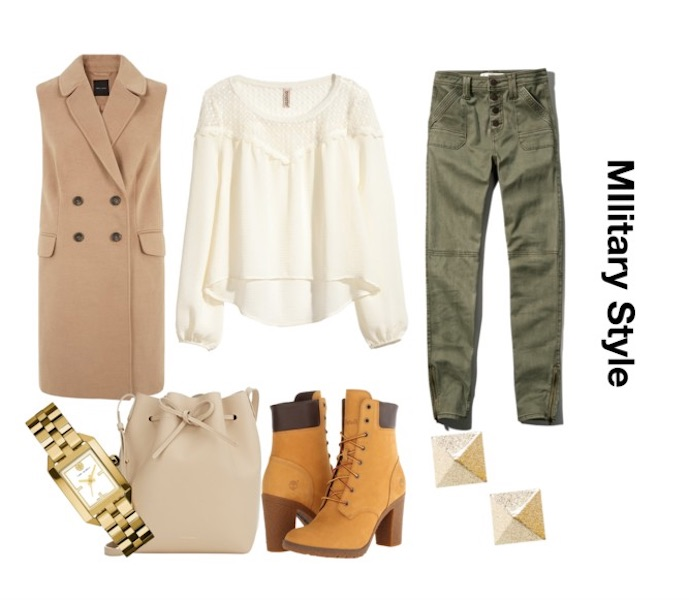 Military Style copy