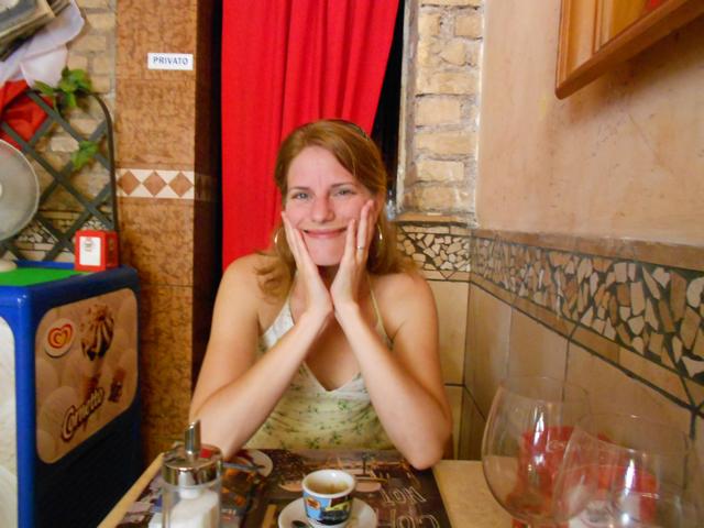 Jean in Roma – Ciao, Vino!