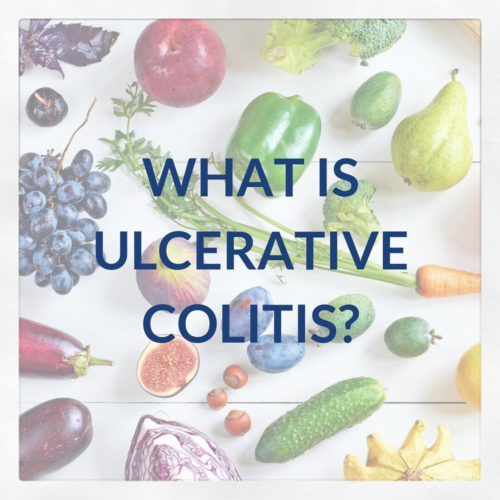 what is ulcerative colitis