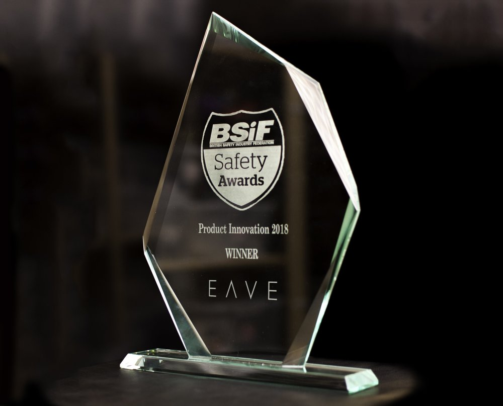 Our  BSIF Product Innovation award