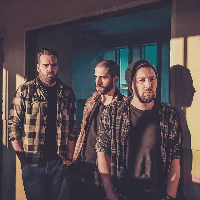 3 Little Bastards - Photo Shoot  #rock #band #cheater #3littlebastards #threelittlebastards