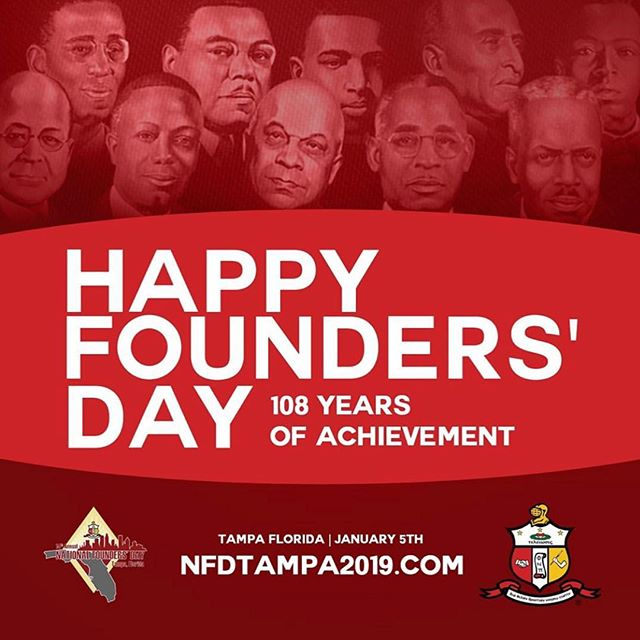 Happy Founders' Day to Kappa Alpha Psi Fraternity, Inc. Especially to Clemson's very own @deathvalleynupes