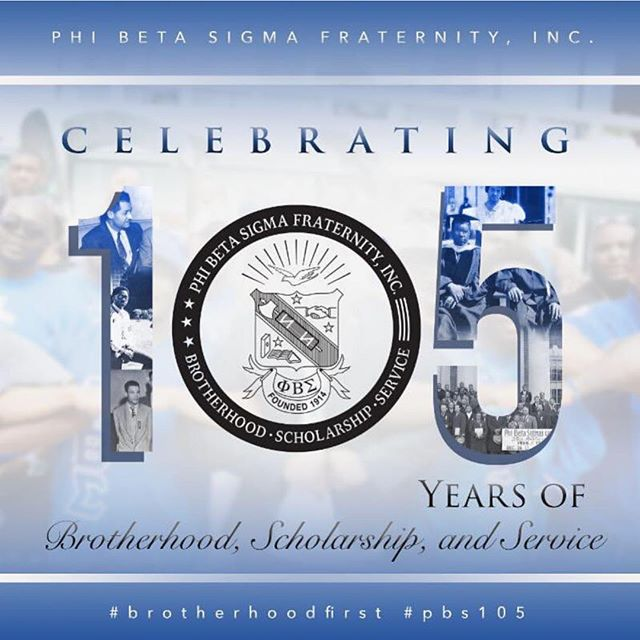 Happy Founders' Day to Phi Beta Sigma Fraternity, Inc. Especially to Clemson's very own @sigmasatclemson