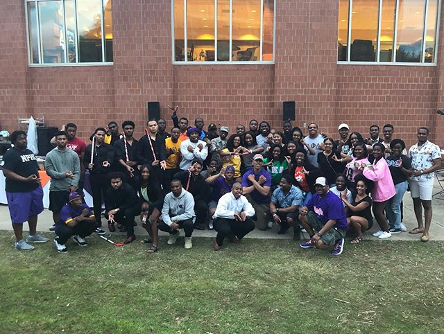Thanks to everyone who came out to yesterday's Kickback. We hope you had a great time! Finish the semester out strong!