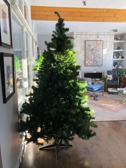 Bare+Christmas+Tree.jpg - Christmas Tree Decorating 101 €� Karla Billey Design