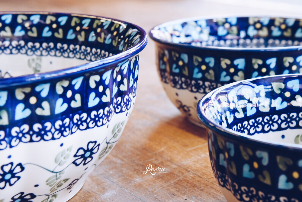 GIFTS : Durable, functional and aesthetic Polish Pottery