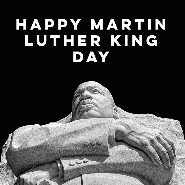 Hope you're all having a great MLK day! Doctor Martin Luther King reminds us of the importance of civility and justice for ourselves and others. Thank you for your honorable work Dr. King. #MLKDay #Goshen