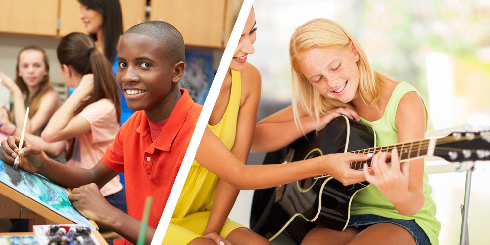 Music, Art & Dance Lessons - We make it possible to deliver your child directly from school to their lessons, ensuring you have the time you need to finish up your work day.