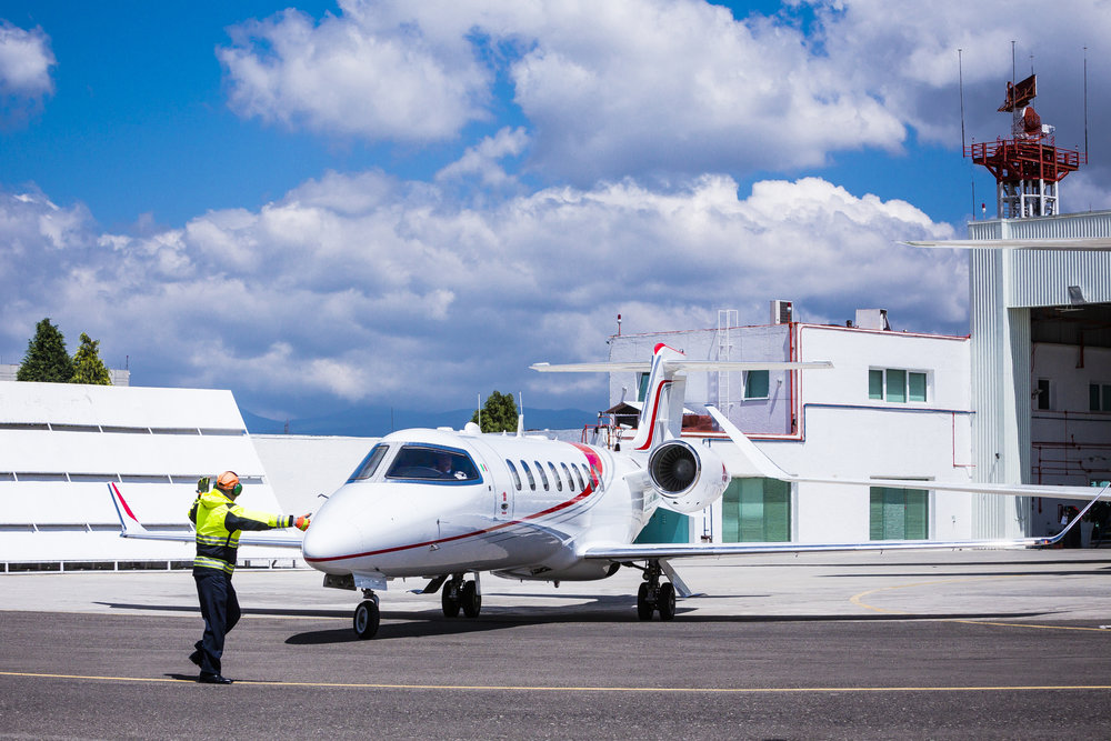 The Most Modern Fleet - Business Jets & Helicopters