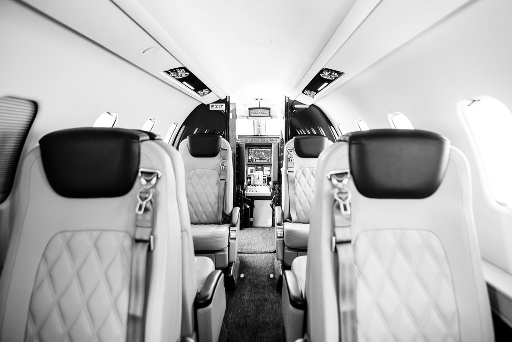 Welcome Aboard - We take you flying..