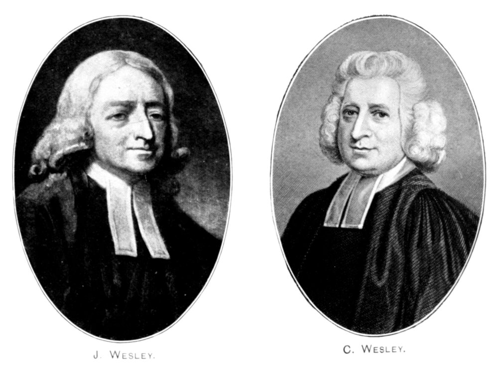 John Wesley & Charles Wesley.    Hymns Ancient & Modern , Historical Edition (1909).