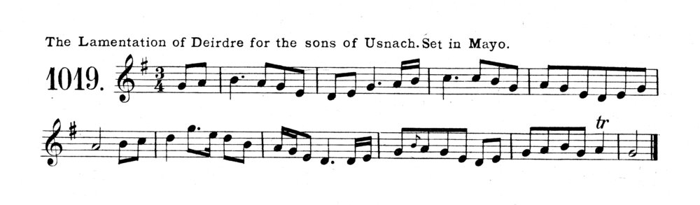Fig. 9.   The Complete Collection of Irish Music  (London: Boosey & Co., 1902).