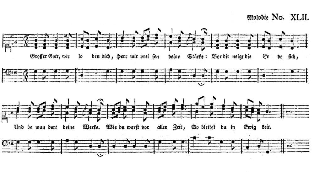 Fig. 11.   Katholisches Gesangbuch  (Wien, 1774).