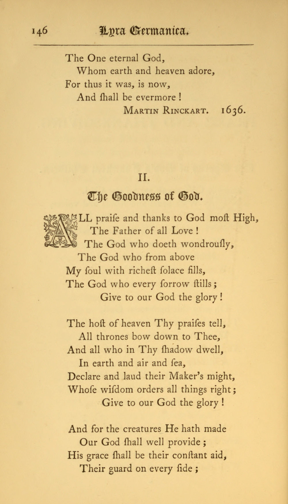 Fig. 3.   Lyra Germanica , 2nd series (London, 1858).