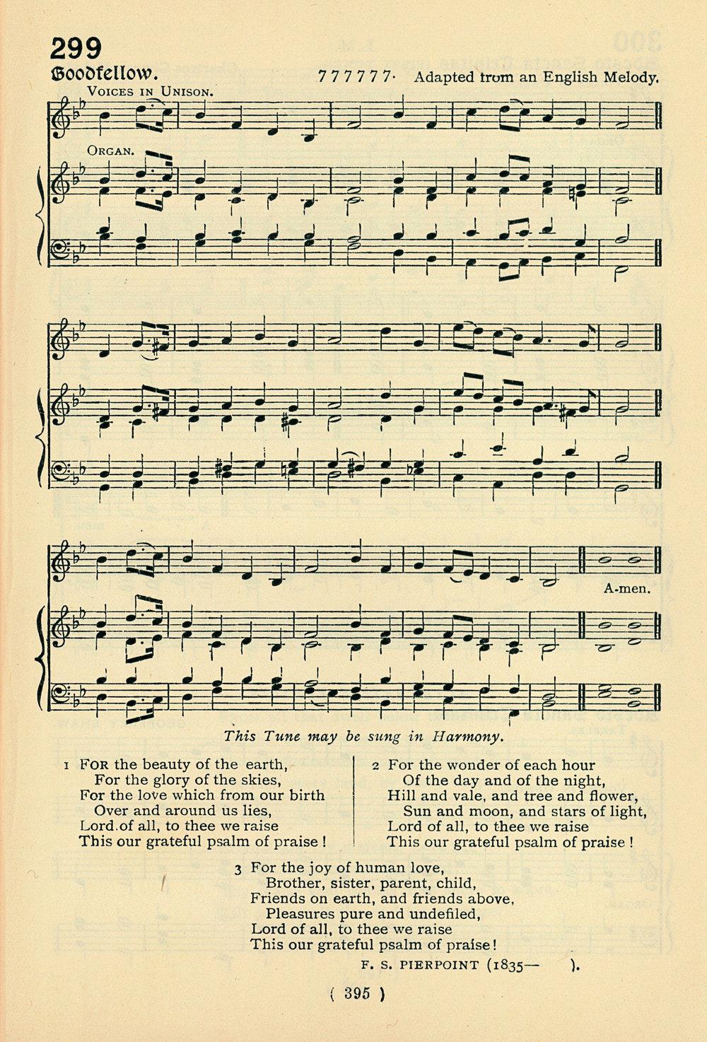 Fig. 3.   Public School Hymn Book  (London: Novello, 1919).