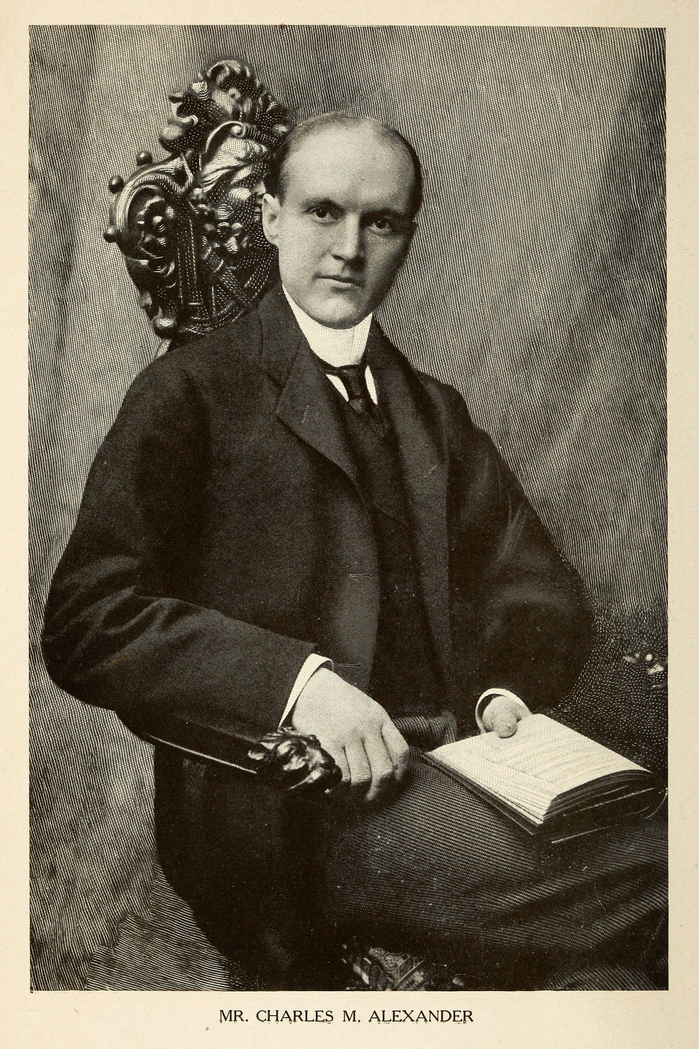 Charles M. Alexander , in George T.B. Davis,  Twice Around the World with Alexander, Prince of Gospel Singers  (NY: The Christian Herald, 1907).