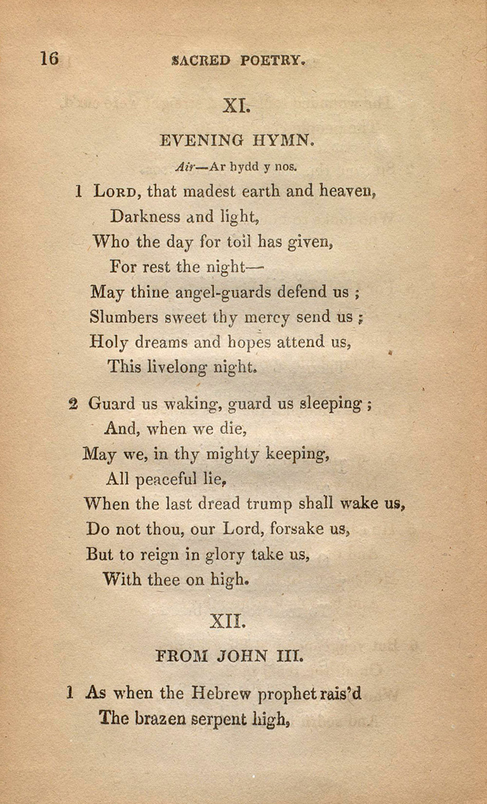 Fig. 5.   Sacred Poetry Adapted to the Understanding of Children and Youth  (Dublin, 1835).